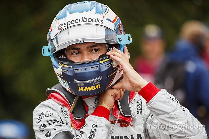 Де Врис выиграл квалификацию Ф2 в Сочи, Маркелов – предпоследний