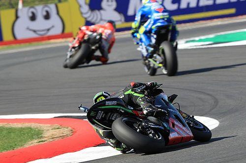 Bump di Silverstone akan diperbaiki demi MotoGP