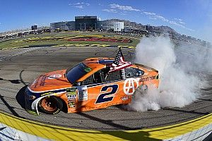 """Brad Keselowski: """"We stole the last three races"""" from better cars"""