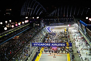 Los horarios y dónde ver el GP de Singapur 2019 de F1