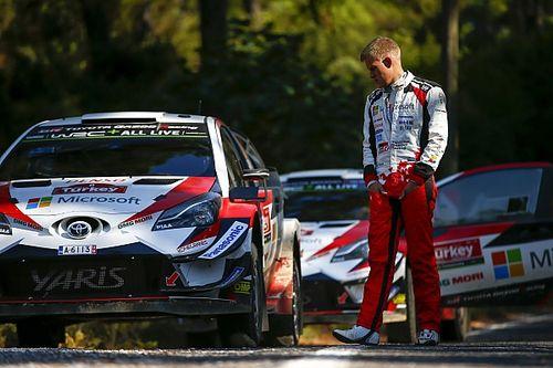 Turkey WRC: Tanak takes 13s lead into final day