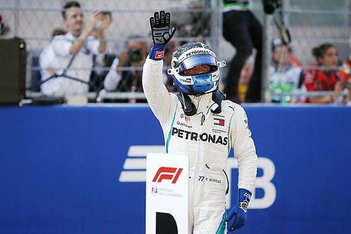 Qualifs - Bottas devant Hamilton, Ferrari loin du compte