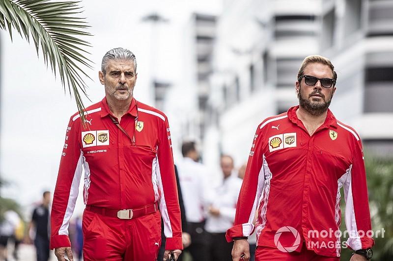 La falta de títulos de Ferrari pone a Arrivabene rumbo a la Juventus