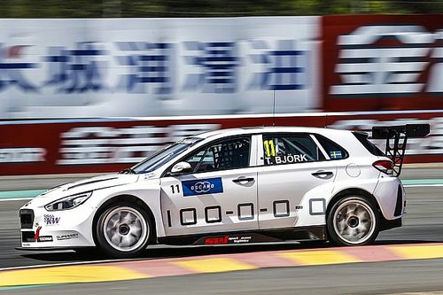 Ningbo WTCR: Bjork boosts title hopes with Race 1 win