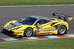 Suzuka 10 Hours: Pro-Am Ferrari takes pole in truncated session