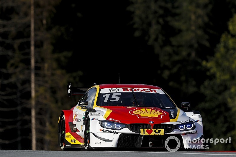 Farfus departs BMW DTM line-up after seven years