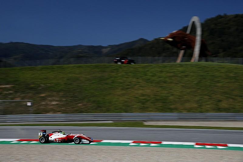 Schumacher no cede en el Red Bull Ring y se hace con la primera pole del fin de semana