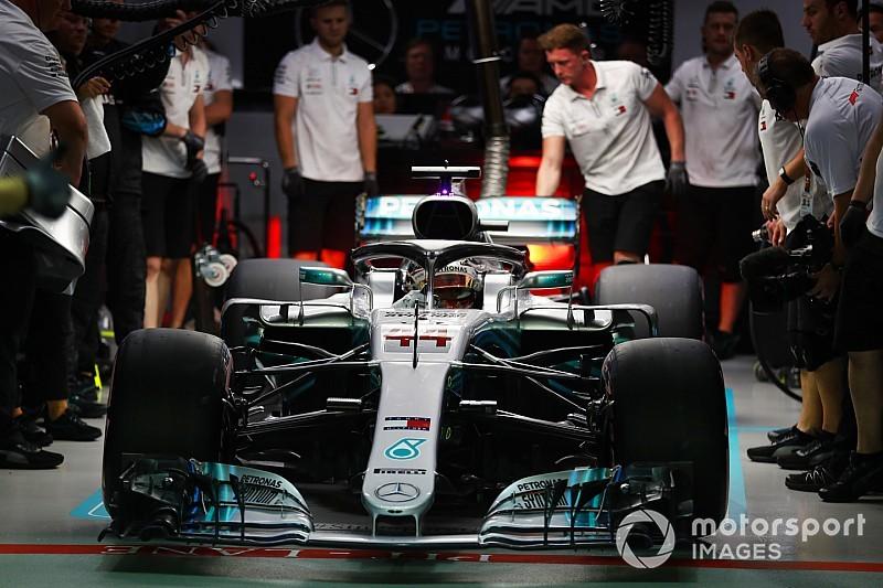 【動画】F1第15戦シンガポールGP予選、ハミルトンPPアタック