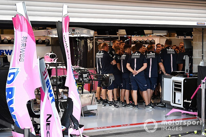 Pérez serein devant l'enthousiasme renaissant chez Force India