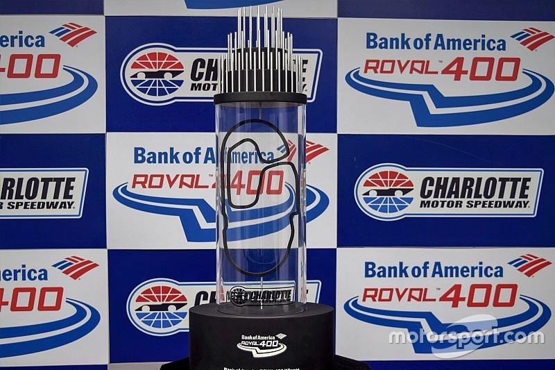 Presentan trofeo de primera edición de la Copa Charlotte Roval