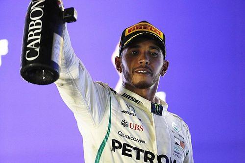 Hamilton: Vettel rám gondol napközben? Én nem gondolok rá