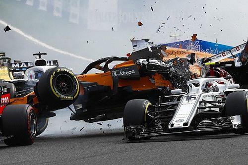 Wolff Leclerc belgiumi balesete után változtatta meg a véleményét a Halóról