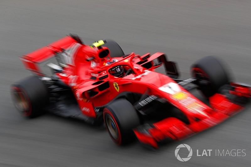 Райкконен принес Ferrari первый за восемь лет поул в Монце