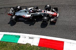 """Grosjean meilleur des autres et enfin """"à l'aise"""" à Monza"""