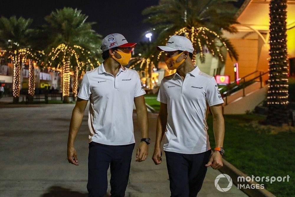 """Sainz prevê """"final de semana emocionante"""" em última corrida com McLaren"""