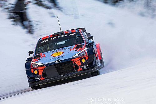 Hasil SS1 Reli Monte Carlo: Tanak Ungguli Tiga Pereli Toyota