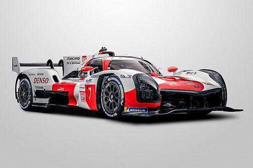 Hivatalosan is itt van a Toyota Le Mans-i hiperautója - Galéria
