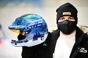 Bottas Bisa Debut WRC di Reli Arctic