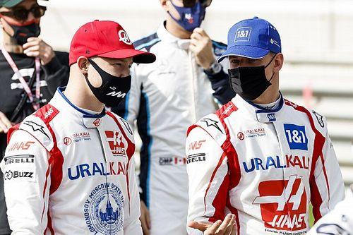 ミック・シューマッハー、マゼピンとの初レースを回想「アイツのケンカ走りに気を付けろと言われたよ!」