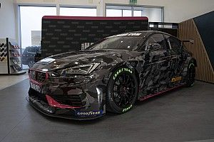New BTCC Cupra race car revealed by Team Hard