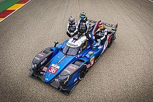 Comment Alpine compte jouer la victoire au Mans
