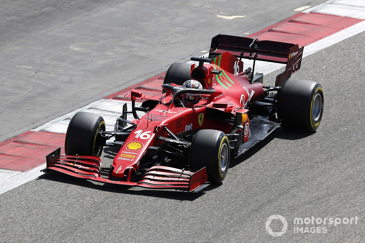 Ferrari F1 Straightline Speed No Longer A Disadvantage Binotto