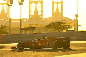 Test F1: Red Bull asusta y Sainz ilusiona; Alonso, 9º