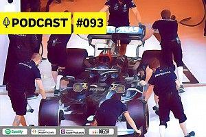 Podcast #093 – Mercedes pode ter reinado derrubado após dificuldades vistas na pré-temporada?