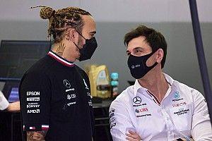 Wolff Tegaskan Mercedes Pede Hadapi Grand Prix Bahrain