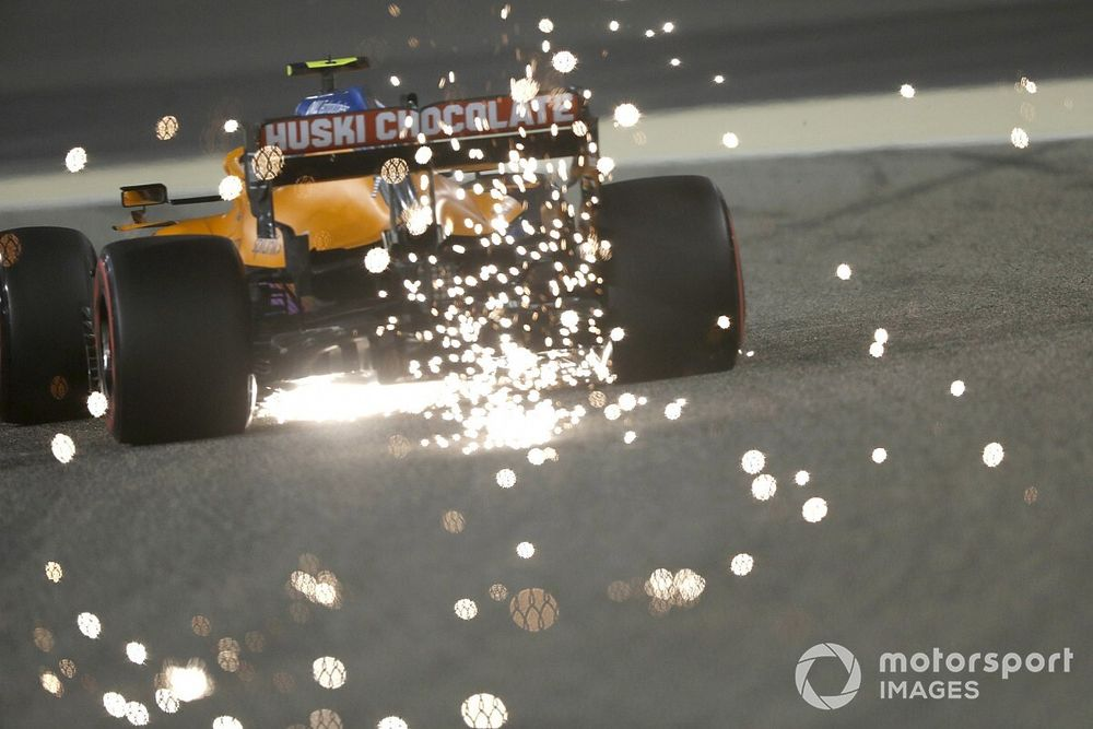 Por qué es legal el ingenioso difusor de McLaren