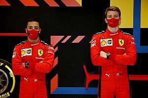 Ferrari da su alineación para el test de Abu Dhabi, sin Mick Schumacher