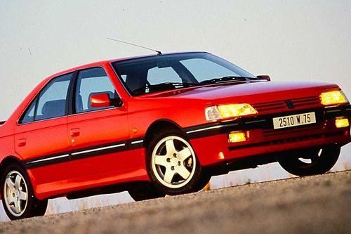 Peugeot 405 T16, ¿te acuerdas de él?