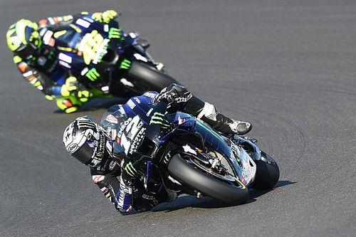 Rossi: Viñales y Quartararo pelearán en Yamaha por ser el número uno