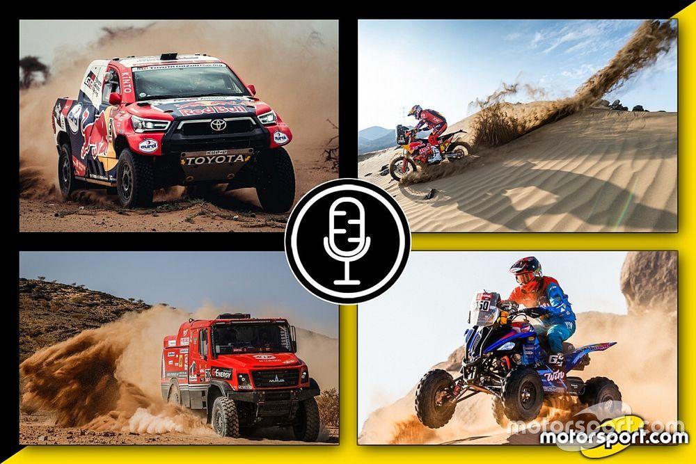 "Podcast Dakar: ""Dune Mosse"" - Tappa 3"
