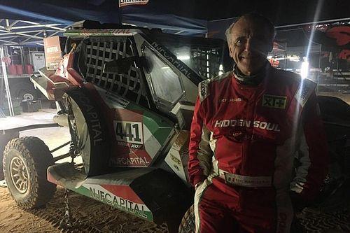 Dakar 2021: sul buggy c'è anche un Conte