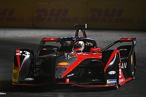 Nissan delays introduction of new Formula E powertrain