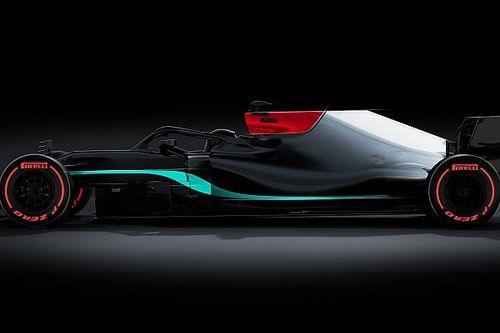 Mercedes muestra sus colores para la F1 2021 ¿real o fake?