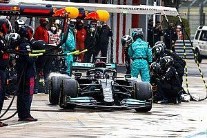 Mercedes Akui Masih Lemah di Pit Stop