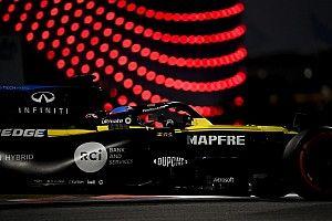 Las fotos del test de Abu Dhabi, fin de la F1 2020, con Alonso