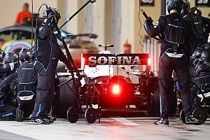 Williams completa el shakedown del FW43B en Silverstone