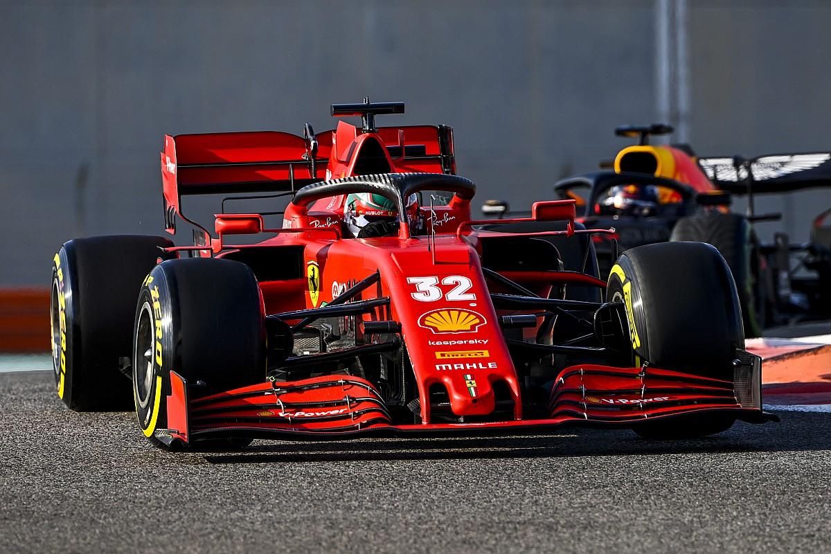 Ferrari: Shwartzman e Fuoco promossi nei test di Abu Dhabi