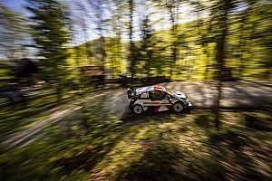 Ogier finaliza el sábado como líder del Rally de Croacia