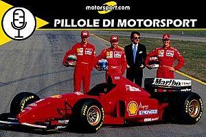 Podcast: 1995, la scelta che cambiò il destino della Ferrari