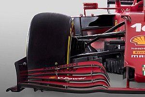 Análise técnica: O que a Ferrari trouxe de novidades para o SF21, carro de 2021