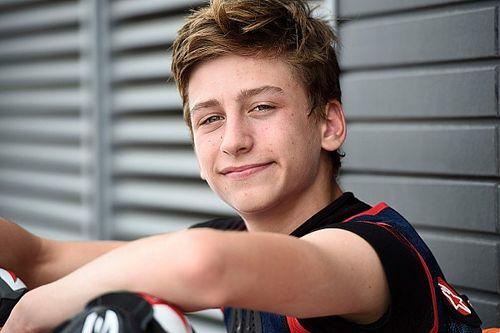 Lorenzo Fellon Debut Moto3 2021 bersama SIC58