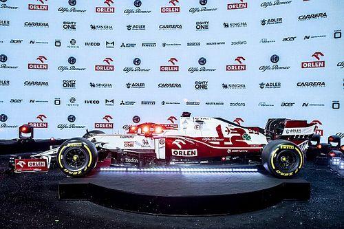 Szalone testy Formuły 1