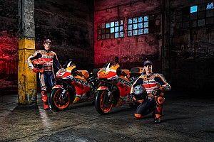 MotoGP: Honda divulga moto de 2021 em evento com Márquez e Espargaró; veja imagens