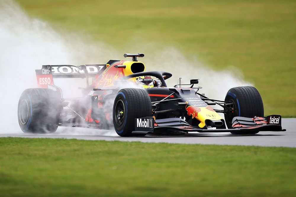 Fotogallery F1: Pérez al debutto in Red Bull con la RB15