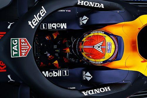 Albon completa 250 vueltas con Red Bull en el test de Pirelli