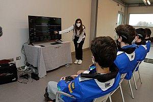 Giornata di test psico-fisici al Supercorso Federale ACI Sport